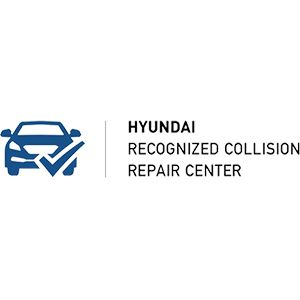 Hyundai body shop