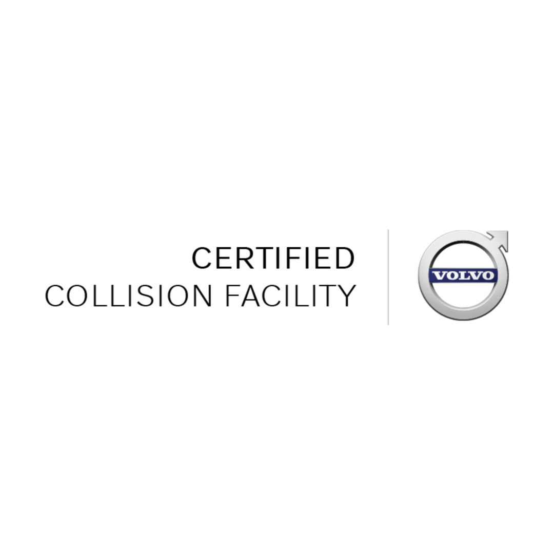 Volvo collision repair