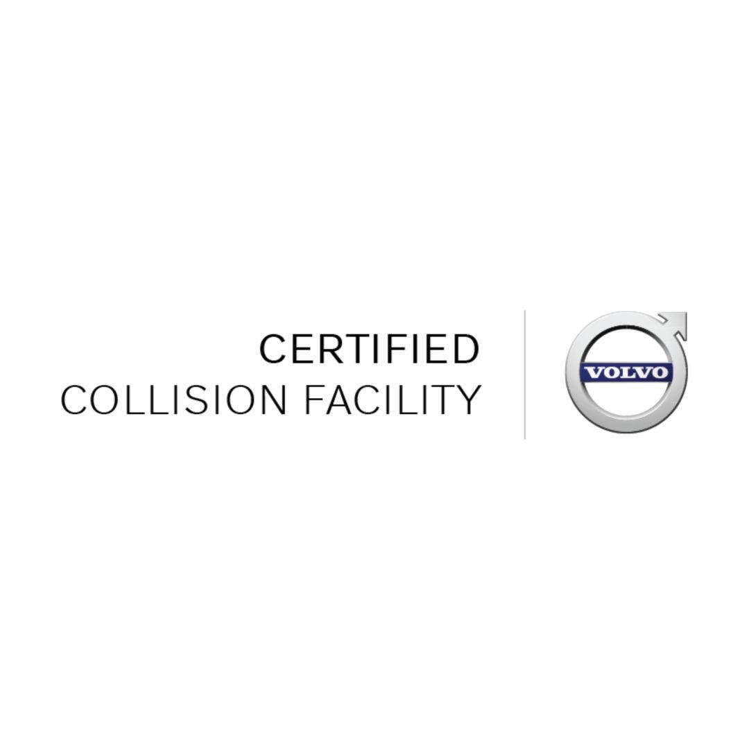 Volvo collision repair